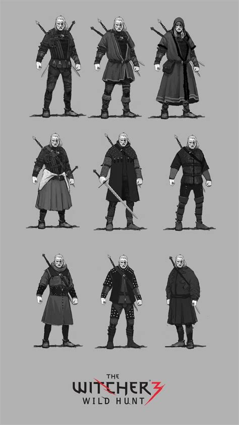 Basic Wedding Concept by Jan Marek Geralt Armor Concepts 2 By Scratcherpen