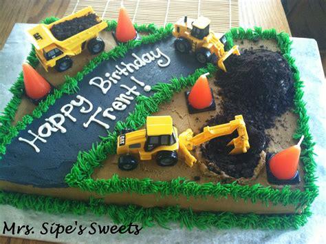 construction 2nd birthday cake construction birthday cake cake ideas pinterest