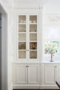 built cabinets: dining room built in buffet cabinet glass front china cabinetjpg