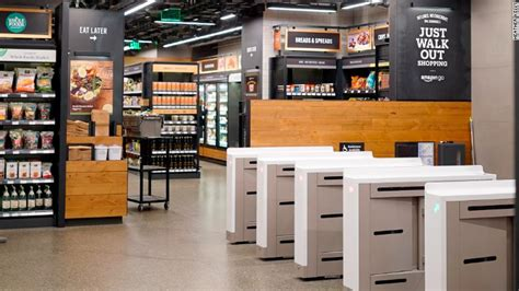 amazon go technology inside amazon go the store of the future