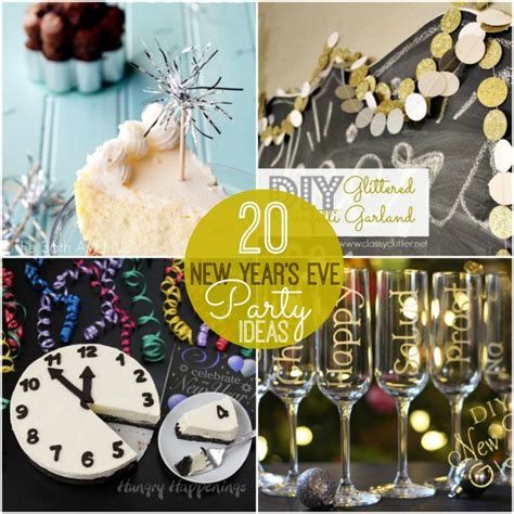 great ideas 20 rockin new year s eve party ideas