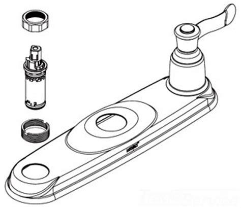 moen 115041p escutcheon and gasket kit polished brass
