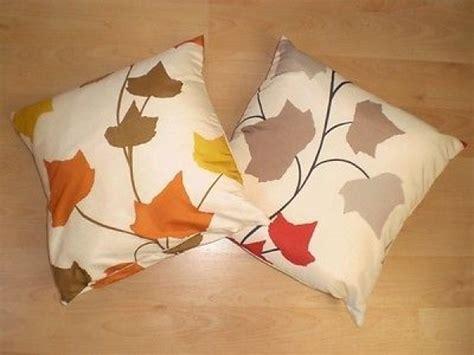 Dekokissen Herbst by Gardinenking Dekokissen Kissen Sofakissen Zierkissen