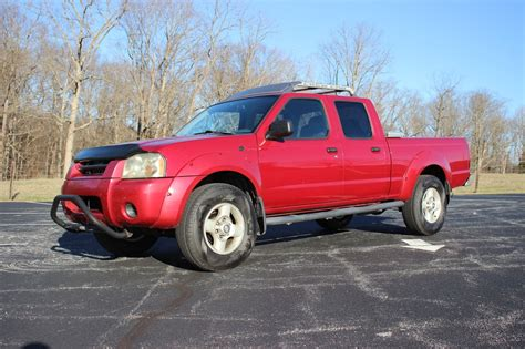 Nissan Frontier Supercharged by 2002 Nissan Frontier 4x4 Cab With Supercharged V6 For
