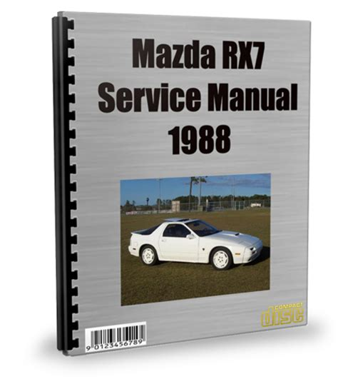 free auto repair manuals 1988 mazda rx 7 regenerative braking service manual 1988 mazda rx 7 free service manual download 1994 mazda rx7 rx 7 factory