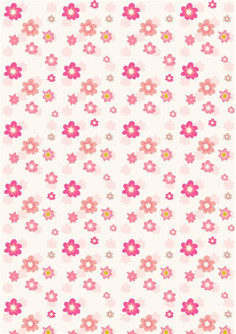 flower design on paper 8 best images of free printable floral paper free