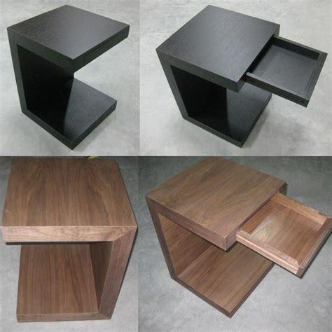 Table De Nuit Design by Table De Nuit Design Wilton En Bois