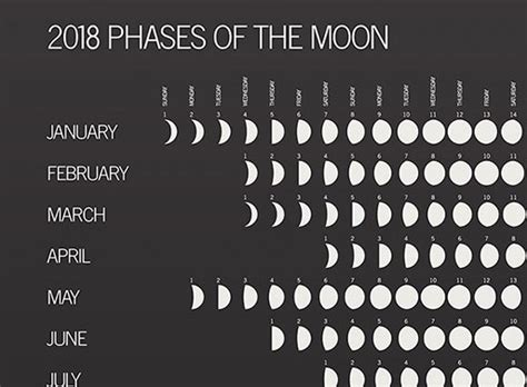 living by the light of the moon 2018 moon book books 2018 phases of the moon accessories better living