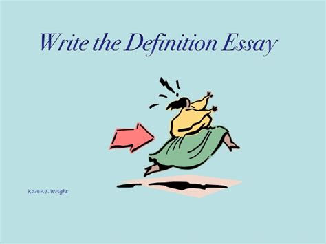 How To Write Definition Essay by How To Write Definition Essay 2 2