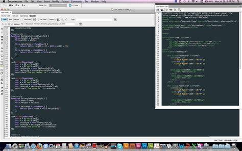 dreamweaver tutorial javascript javascript dreamweaver change file in dual screen view
