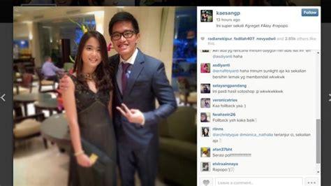 profil menantu jokowi kaesang berkicau nungguin kamu dandan se ketiduran