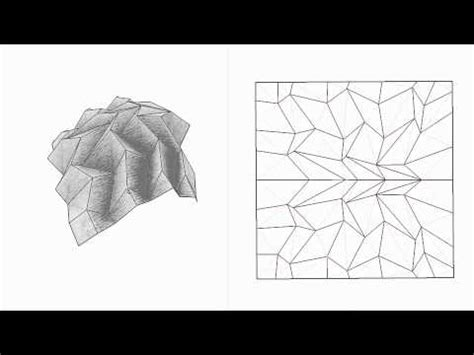 3d Origami Software - freeform origami