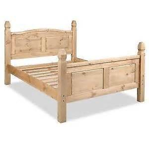 Wooden Bed Frames Uk King Size King Size Bed Frames Ebay