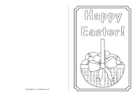 free easter card templates to print easter primary teaching resources and printables sparklebox