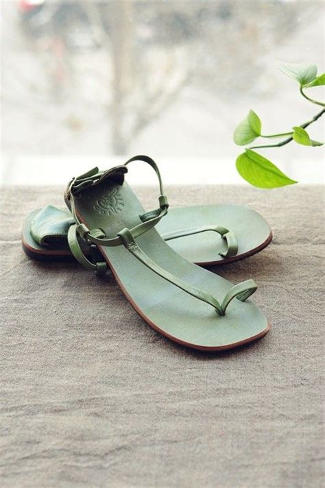 Mint Snake Flipflop best 25 green sandals ideas on suede sandals
