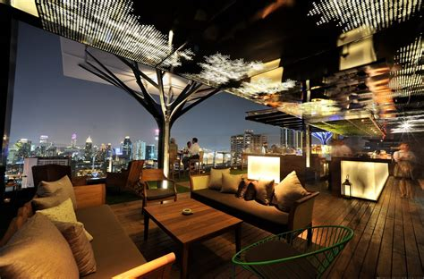 Roof Top Bar In Bangkok by Sky Bar Bangkok Top 18 Des Rooftops 224 Bangkok Awesome