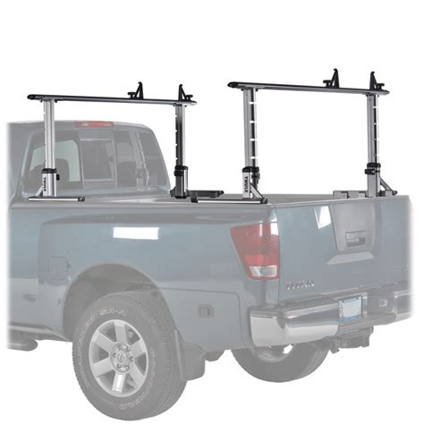 car rack thule thule xsporter multiheight truck rack backcountry com