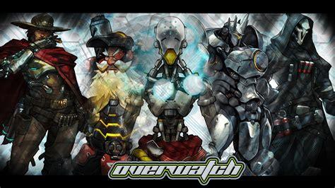 1080p Overwatch Wallpaper
