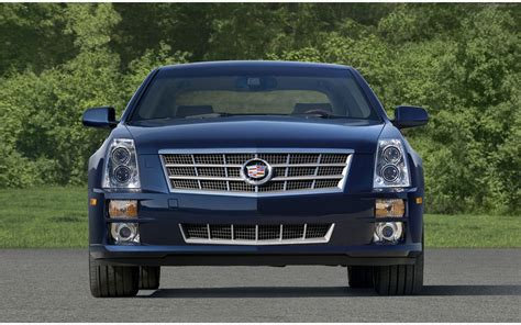 2009 Cadillac Sts by 2009 Cadillac Sts Photos Informations Articles