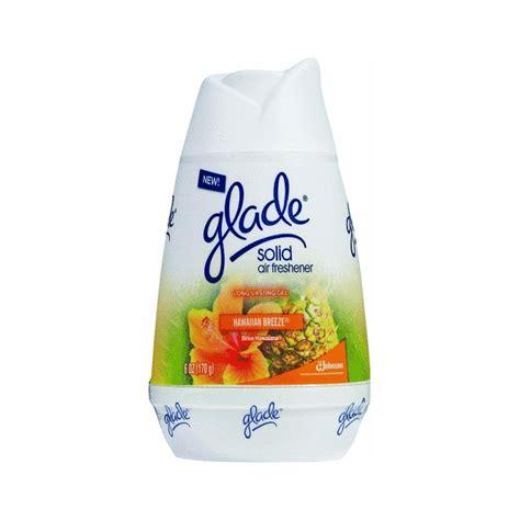 air freshener glade solid air freshener hawaiian 6 oz 170 g rite aid