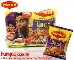 Mie Maggie Tom Yam we export mi sedaap noodles instant mi goreng to