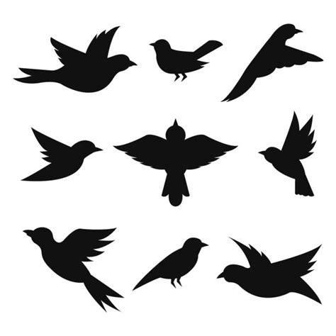 imagenes vectoriales gratis siluetas gorrion fotos y vectores gratis
