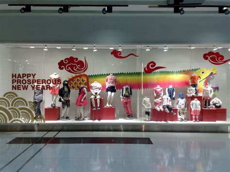 New Year Decoration Ideas For Home by Displayhunter Chinese New Year Themed Window Display