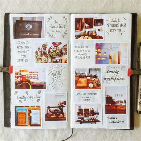 the journal diaries gert s hobonichi seaweed kisses