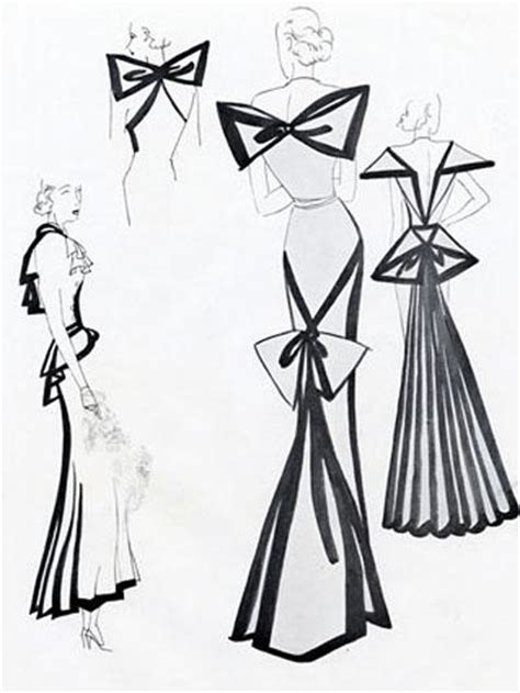 Sketches Channel by Vintage Chanel Fashion Sketches Www Pixshark