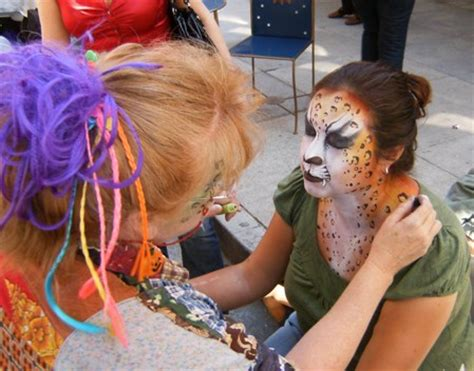 painting workshop faces and painting classes in los angeles california