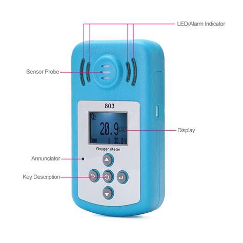 Oxygen Meter aliexpress buy oxygen meter portable oxygen o2
