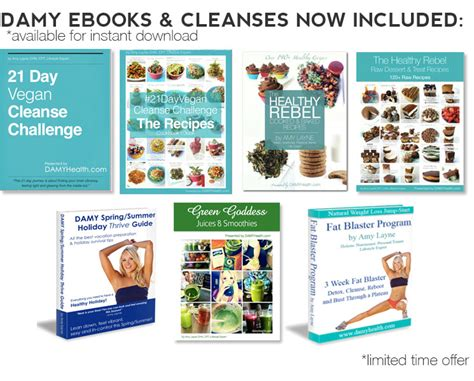 21 Day Vegan Detox by The 21 Day Vegan Cleanse Challenge