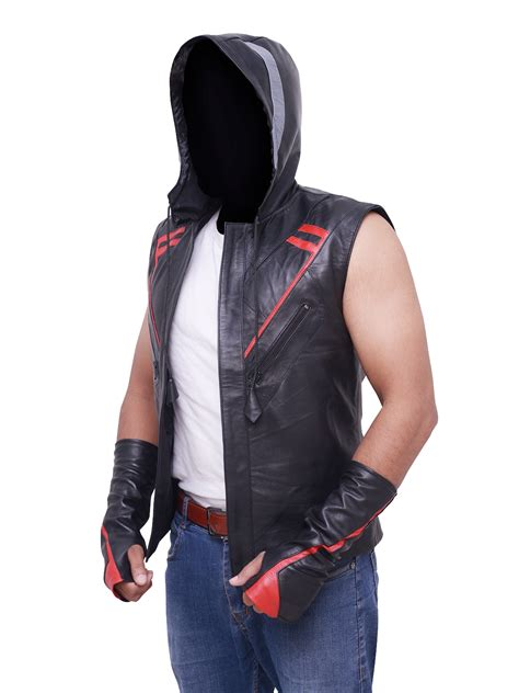 Hoodie Biru Dongker Mirror Edge Catalyst jeff berg mirror s edge catalyst leather vest ideal jackets