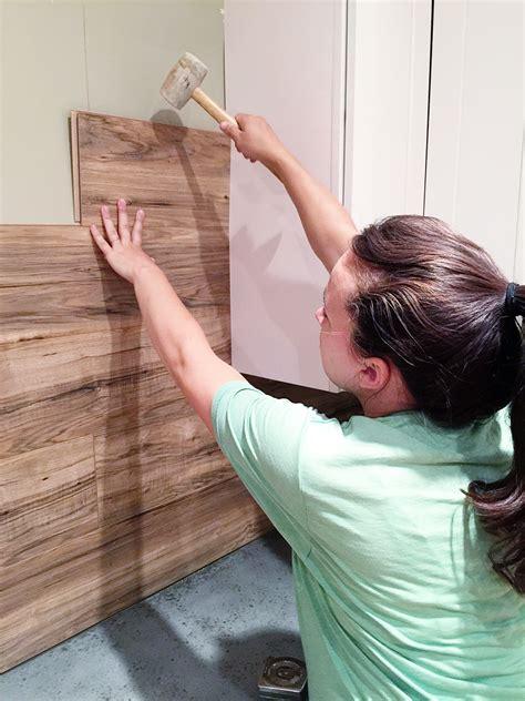 laminate flooring backsplash it looks like wood wood