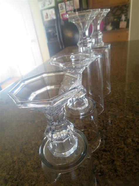 hurricane glass vase diy dollar store hurricane vases and munchkins