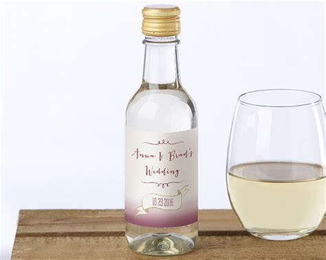 Wine Bottle L by Personalized Mini Wine Bottle Labels Vineyard
