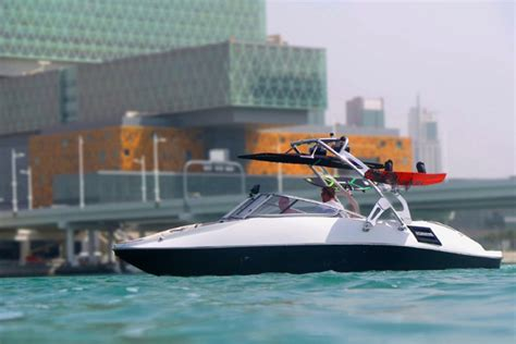 sea doo boats uae gulf industry online mtm powersports launches new jet boat