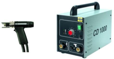 capacitor discharge stud welder capacitor discharge cd stud welder cd 1000 sunbelt stud welding