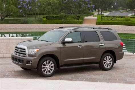 Toyota Sequoia 2016 2016 Toyota Sequoia 31 The News Wheel