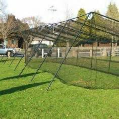 Backyard Baseball Drills How To Build A Pvc Pipe Batting Cage Pvc Pipe