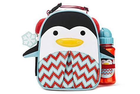 Skip Hop Zoo Lunchies Penguin best lunch boxes for for back to school familyeducation