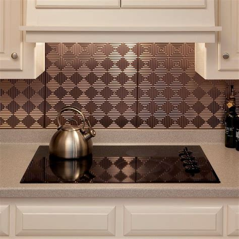 18 In X 24 In Traditional 4 Pvc Decorative Backsplash Pvc Backsplash Panel