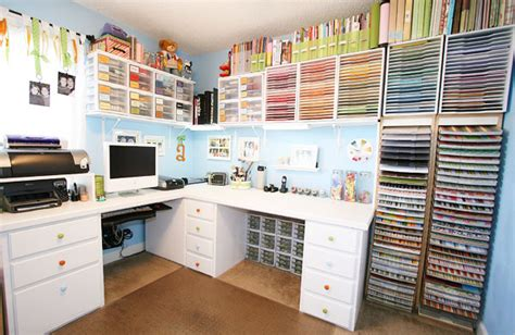 scrapbook room ideas scrapbooking room