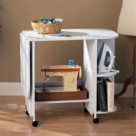 best collapsible sewing table sewing furniture