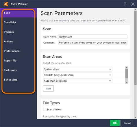 scan computer avast faq avast antivirus scanning your pc for viruses