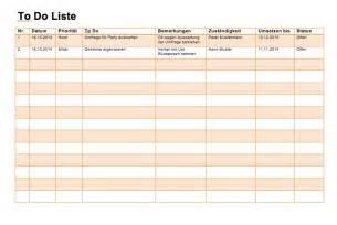 Word Vorlage Todo Liste To Do Liste Word Und Excel Muster Vorlage Ch