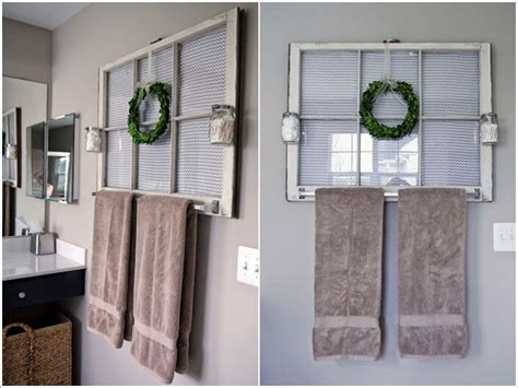 bathroom towel rack ideas 15 cool diy towel holder ideas for your bathroom