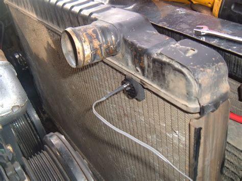 electric fan installation cummins 12 valve electric fan install write up diesel