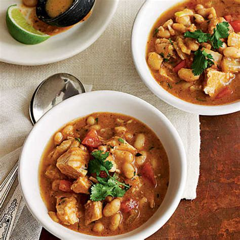 cooking light white chicken chili white bean and turkey chili 25 best soups cooking light
