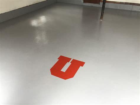 Garage Floor Paint Utah Concrete Coatings Utah Packman S Coatings